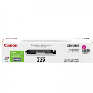佳能(Canon)CRG-329 M 品红色硒鼓(适用于CANON LBP7010C/LBP7018C)