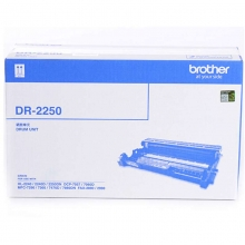 兄弟(brother)DR-2250 黑色硒鼓(适用机型兄弟 7360 2240D 2250DN 7060D)