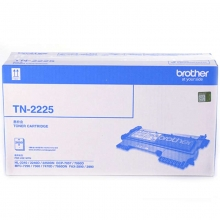 兄弟(brother)TN-2225 黑色墨粉盒(适用2240D/2250DN/7360/7470D)