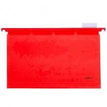 远生(USIGN)US-003F 电脑挂夹/吊挂文件夹/快劳夹/挂劳夹 FC 10个/盒 红色
