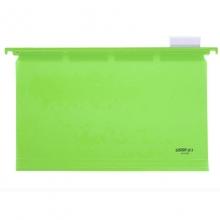 远生(USIGN)US-003F 电脑挂夹/吊挂文件夹/快劳夹/挂劳夹 FC 10个/盒 绿色
