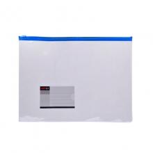 远生(USIGN)US-F54 透明拉链袋/文件袋 A5 20个/包 颜色随机