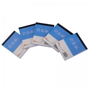 富得快(Fudek)547 便条纸/便笺纸/便签本 106*83mm 200页/本 5本装