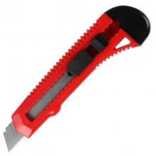 齐心(Comix)B2805 高碳钢锋利美工刀/壁纸刀/裁纸刀 18mm 颜色随机