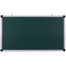 得力(deli)7868 双面磁性白板/会议板(白板+绿板)100*200cm