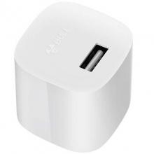 公牛(BULL)GN-U1100N 智能手机充电器 USB快充 白色