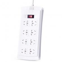 突破(TOP)TZ-D1K8 过载保护 插线板/电源插座/接线板 8位总控 3米