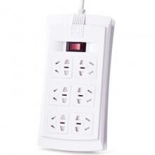 突破(TOP)TZ-D1K62 过载保护 插线板/电源插座/接线板 6位总控 3米