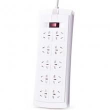 突破(TOP)TZ-D1KT 过载保护 插线板/电源插座/接线板 10位总控 3米