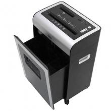 得力(deli)9914 碎纸机净化器一体机/多功能商务办公碎纸机/带空气净化功能 5级保密