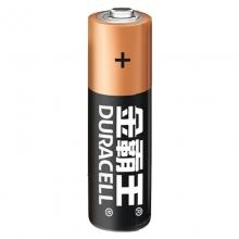 金霸王(Duracell)5号 1.5V碱性电池 无汞干电池 12粒装