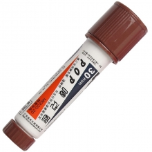 宝克(BAOKE)MK-830-30 唛克笔/POP30广告笔马克笔海报笔记号笔 30mm 棕色