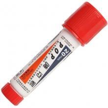 宝克(BAOKE)MK-850-20 唛克笔/POP20广告笔马克笔海报笔记号笔 20mm 红色