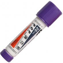 宝克(BAOKE)MK-850-20 唛克笔/POP20广告笔马克笔海报笔记号笔 20mm 紫色