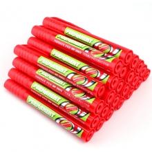 宝克(BAOKE)MP2903 可加墨油性记号笔/粗头物流笔/大头笔 24支/盒 红色